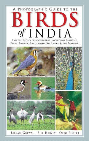 Book Excerptise: Photographic guide to birds of India by