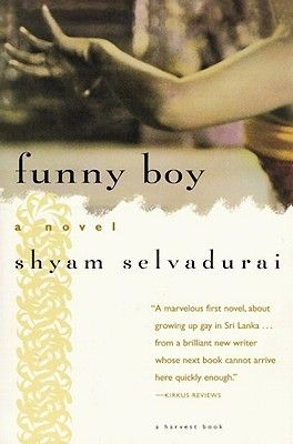 Book Excerptise: Funny boy by Shyam Selvadurai