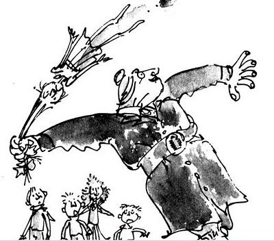 Book Excerptise: Matilda by Roald Dahl