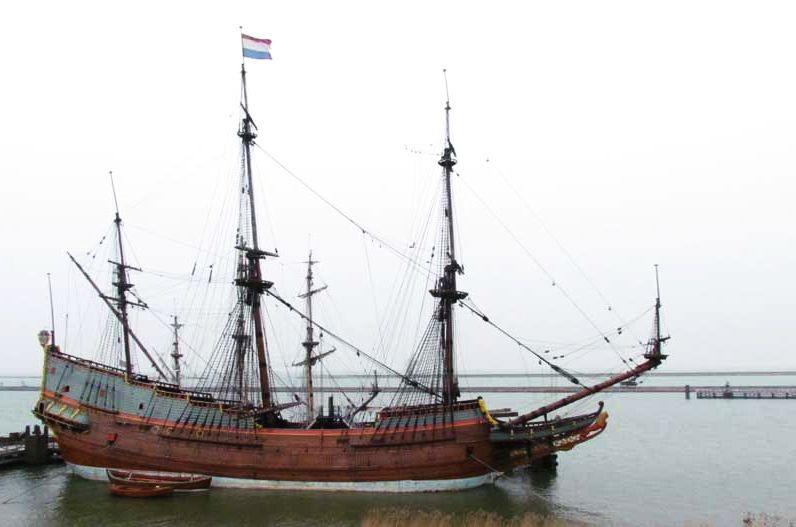 Book Excerptise Dutch Ships In Tropical Waters The