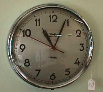 How a mechanical alarm clock works