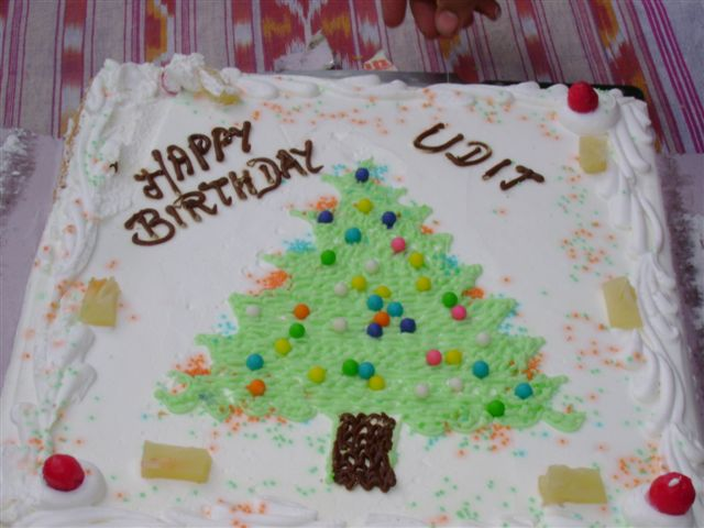 Photographs Of Udit On His Third Birthday