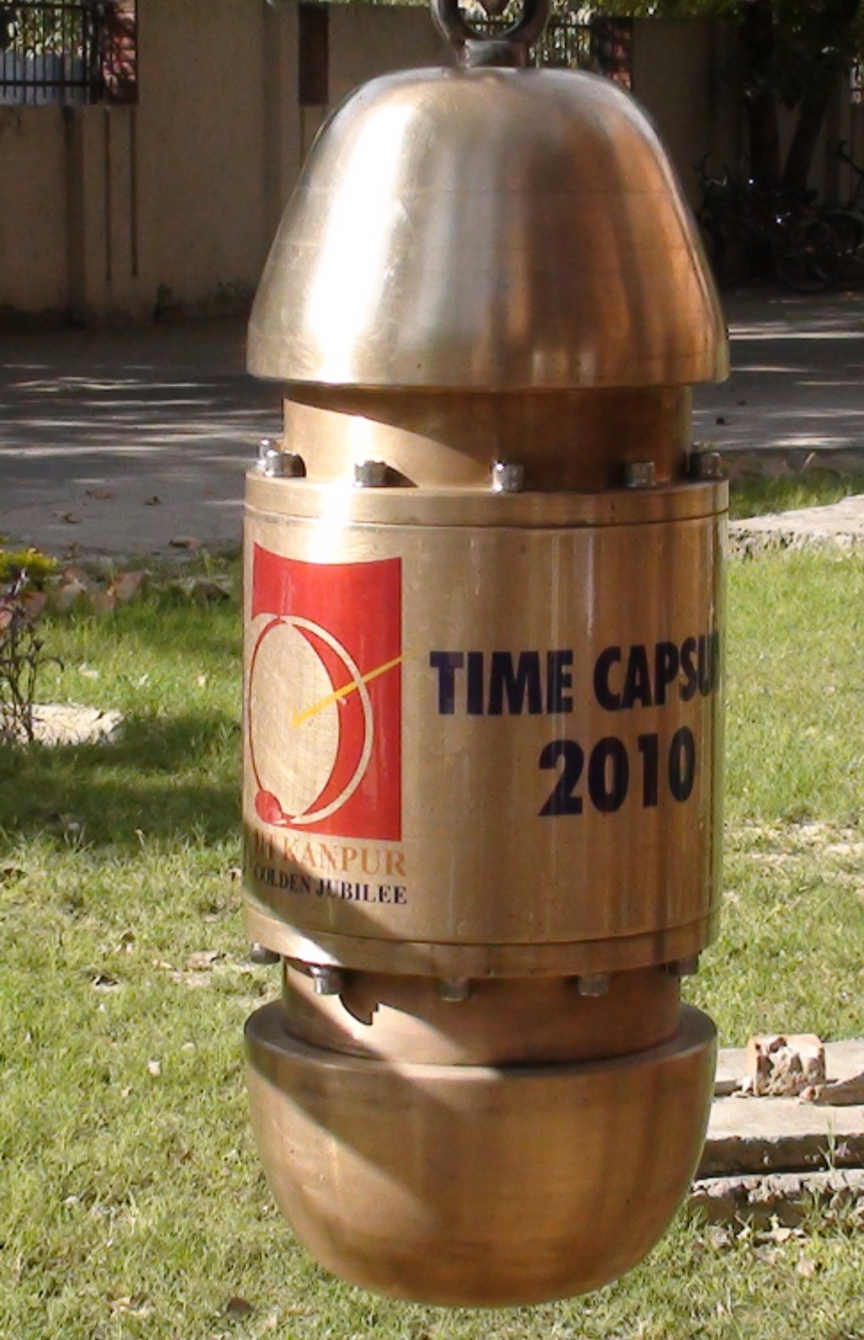 What Is A TIME CAPSULE?